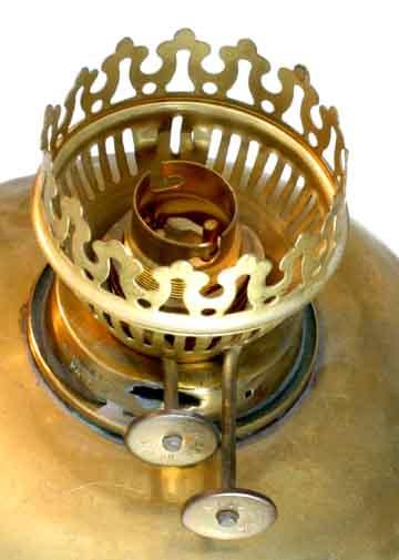 Oil Lamp Burners
