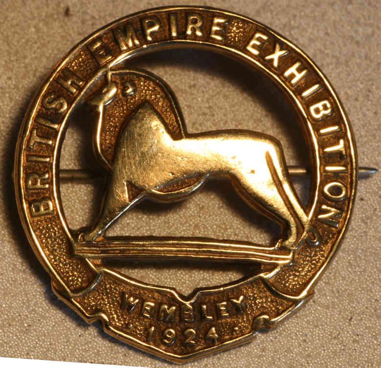 Wembley British Empire Exhibition 1924 1925 Souvenirs